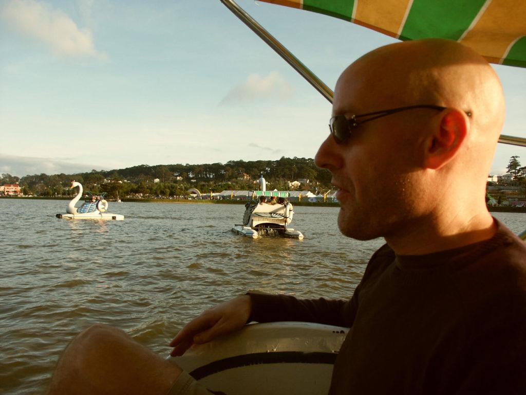Bootsfahrt in Da Lat