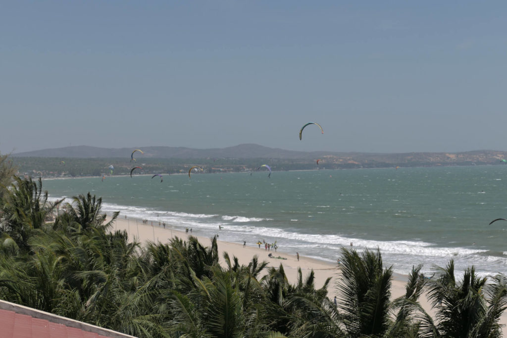 Kitesurfen in Mui Ne