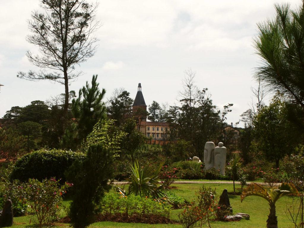 Ein Park in Da Lat. Vietnam.