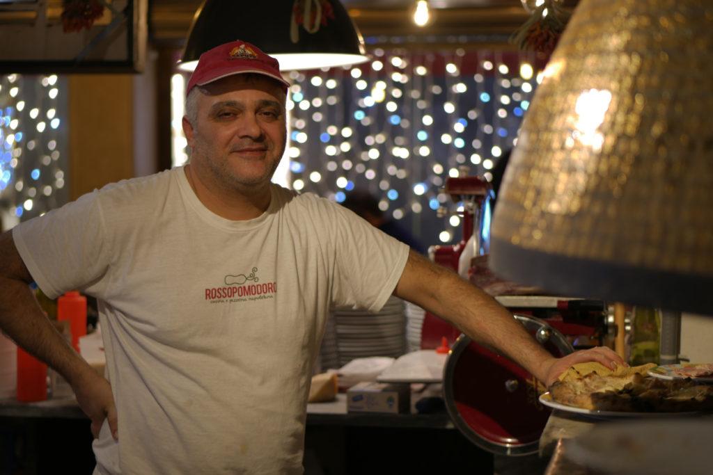 Pizzabäcker Rossopomodoro