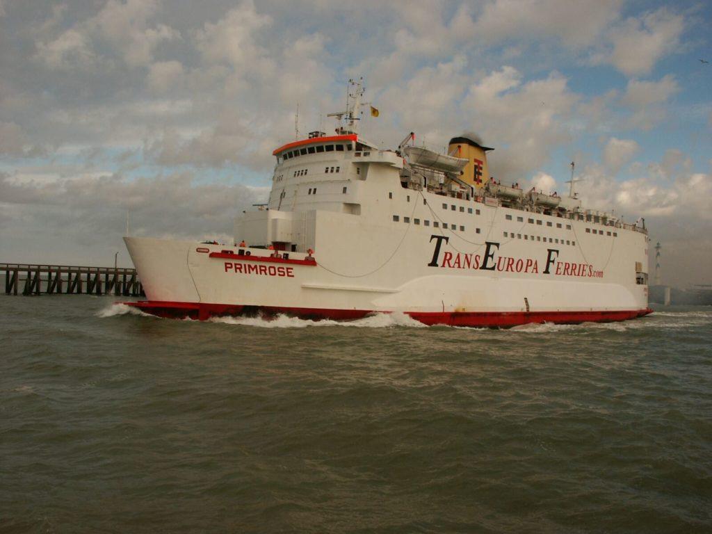 Ostende Fähre