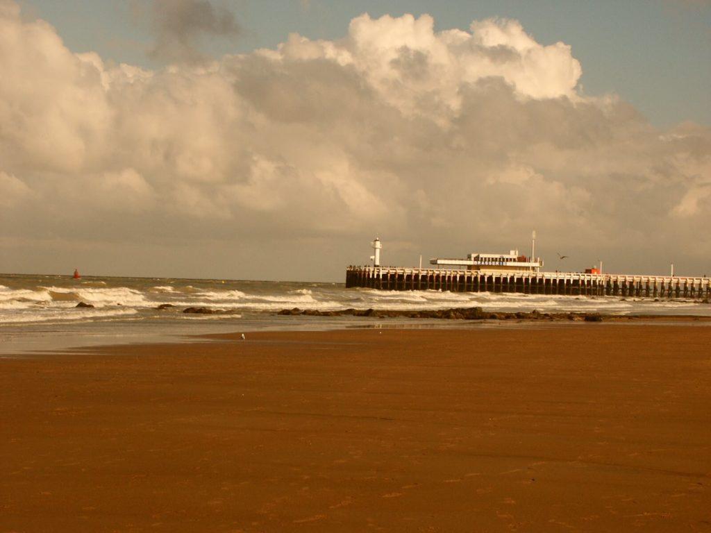 Ostende Strand